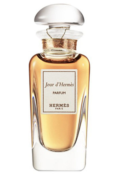 JOUR D'HERMES PARFUM by Hermes 5ml Travel Spray GARDENIA SWEET PEA LEMON