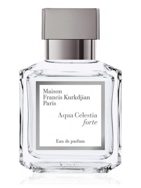 AQUA CELESTIA Forte by MFK 5ml Travel Spray Mint Lily of the Valley