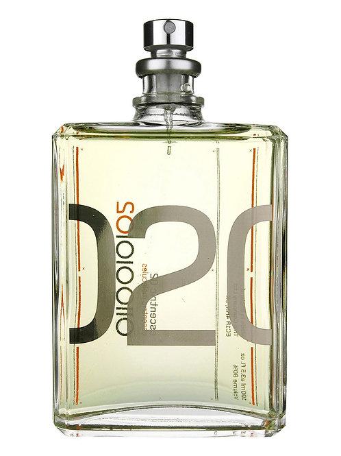 ESCENTRIC 02 by ESCENTRIC MOLECULES 5ml Travel Spray Perfume Ambroxan Iris