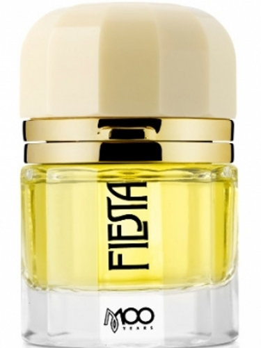 FIESTA by RAMON MONEGAL 5ml TRAVEL SPRAY 100th Anniv. Olive Tree Amber Leather