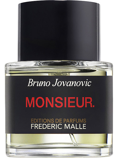 MONSIEUR. by FREDERIC MALLE 5ml Travel Spray CEDAR RUM AMBER