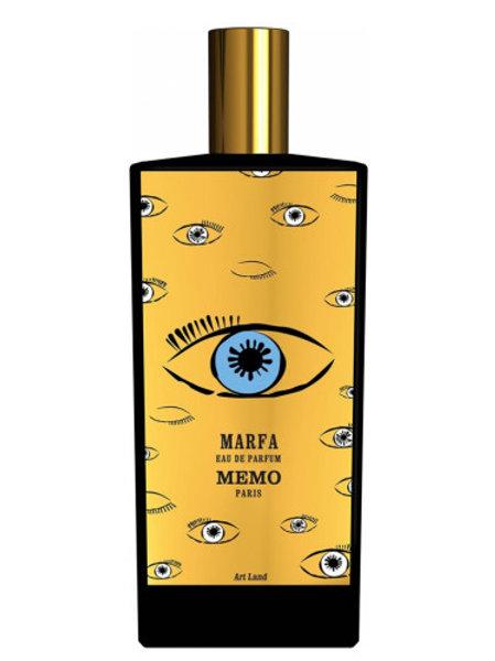 MARFA by MEMO 5ml Travel Spray Agave Mandarin Cedar