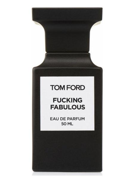 FUCKING FABULOUS by TOM FORD 5ml Travel Spray Perfume Orris Leather Almond