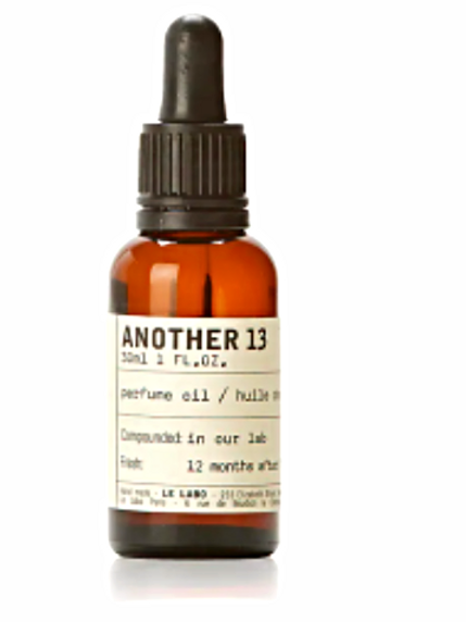 ANOTHER 13 by LE LABO 5ml Travel Roll On Ambroxan Pear