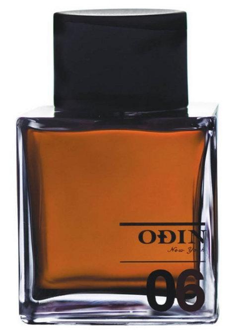 AMANU by ODIN 5ml Perfume Travel Spray 06 NEW YORK Cedar Mastic Musk