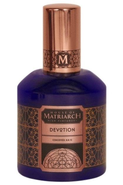DEVOTION by HOUSE OF MATRIARCH 5ml Travel Spray OPOPONAX MYRRH AMBRETTE