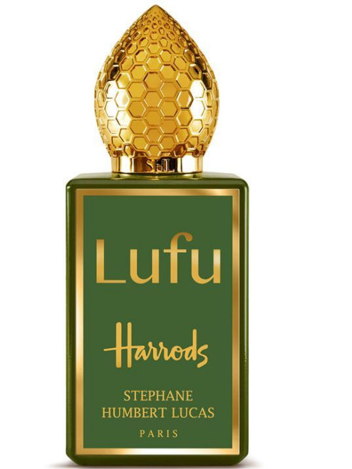 LUFU by 777 5ml Travel Spray Stephane Humbert Lucas Violet Incense Oud