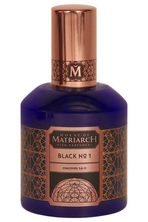 BLACK No1 by HOUSE OF MATRIARCH 5ml Travel Spray FIR OUD CANNABIS