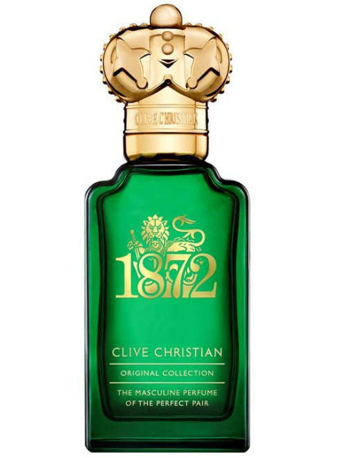 1872 by CLIVE CHRISTIAN 5ml Travel Spray Perfume Olibanum Sage Lemon Peach HOMME