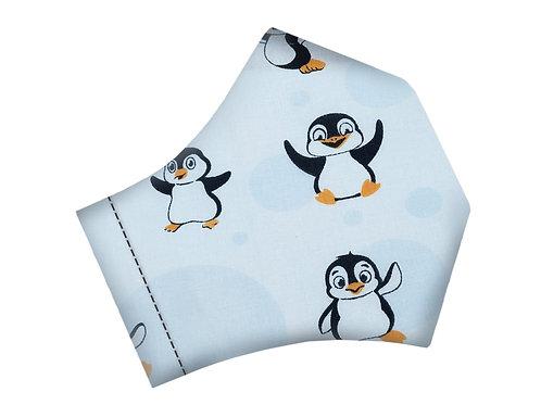 """Маска малая плюс """"Пингвинята"""". Код товара МП29"""