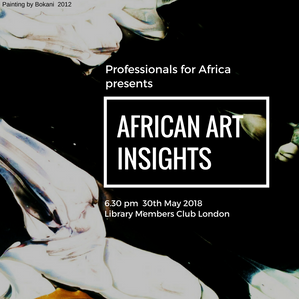 African Art Insights I Collaboration with PfA
