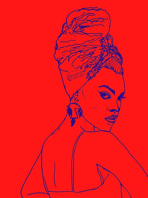 Pay black women - A4