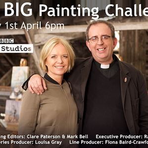 BBC 1 The Big Painting Challenge