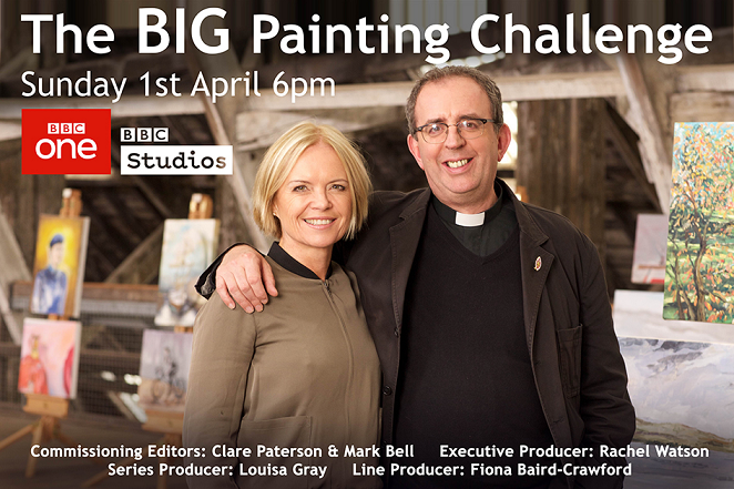 BBC 1 The Big Painting Challenge