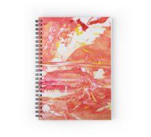 spiral notebook, spiral spine journal, sketchbook,  (11)