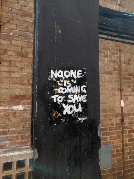 Street art bokani