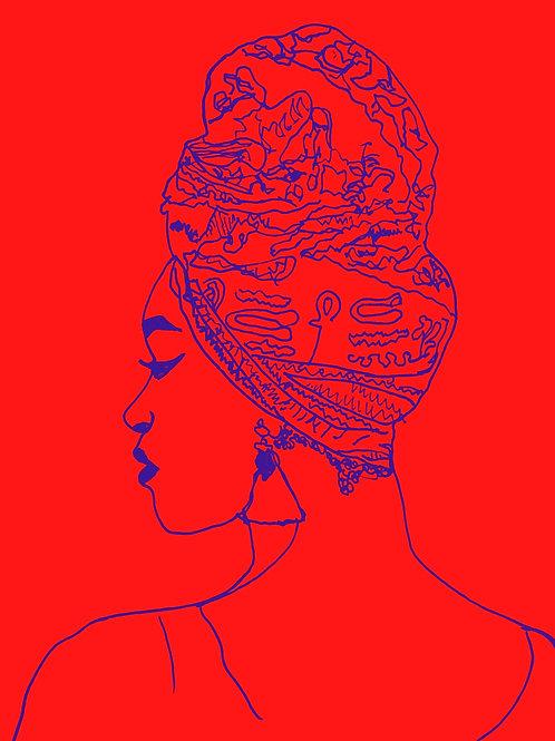 Promote black women - A4
