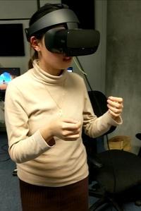VR Room play testing