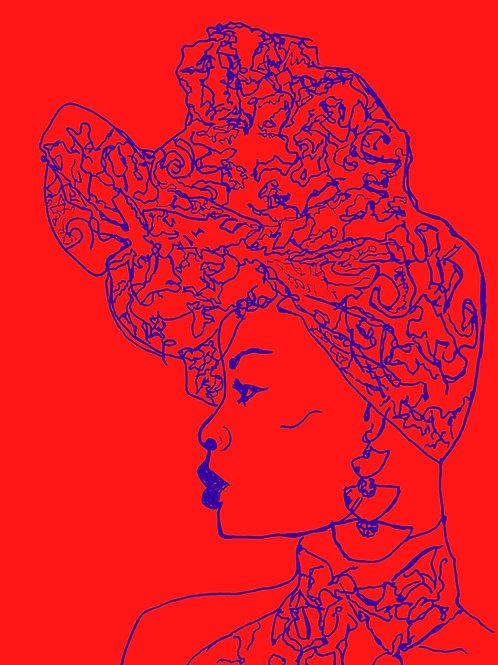 Protect black women - A4