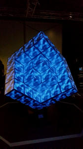 Generative Projection Mapping