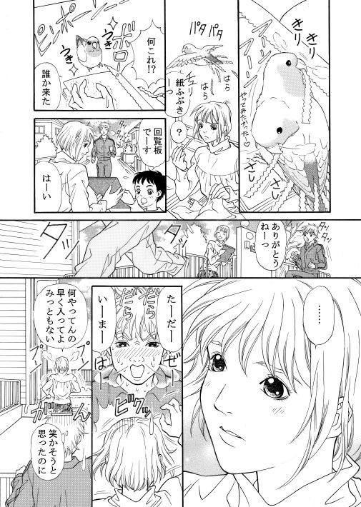 漫画/楽園の小鳥 11