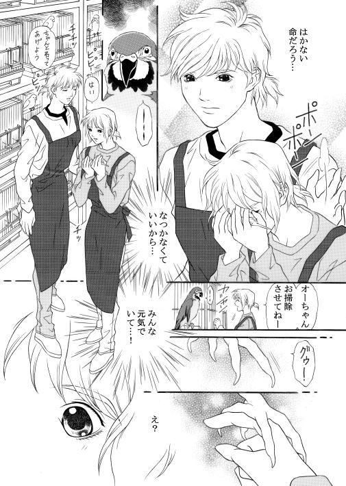 漫画/青いお鼻のチータン 22