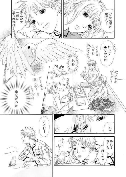 漫画/楽園の小鳥 29
