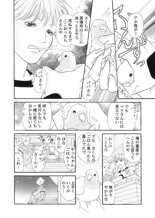 漫画/楽園の小鳥 10