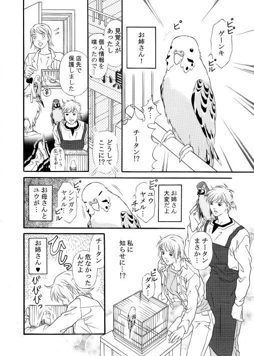 漫画/青いお鼻のチータン 26