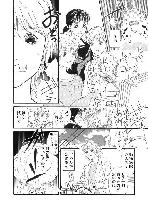 漫画/青いお鼻のチータン6