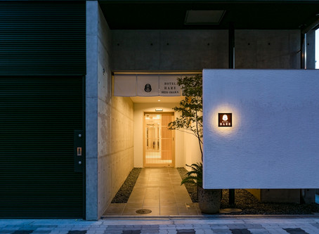 「Residential  Hotel  HARE  SHIN OSAKA」