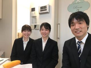 「村松歯科クリニックの頼もしい新人トリオ」|LMP研究所