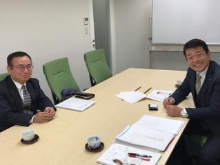「幅広く活躍する喜多さん、林さん」|LMP研究所