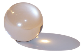polymethylmethacrylate (PMMA) sphere