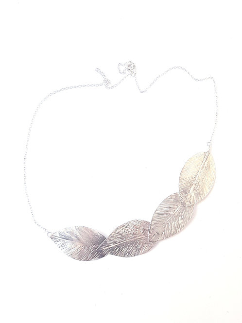 Four Leaf Necklace