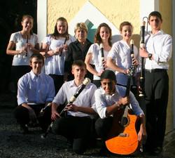 Blokfluit Ensemble