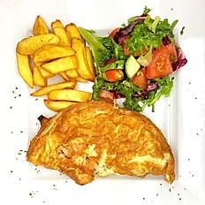 Chicken Omelette