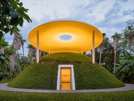 Designer Highlight  James Turrell