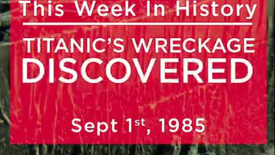 This Week in History: Titanic