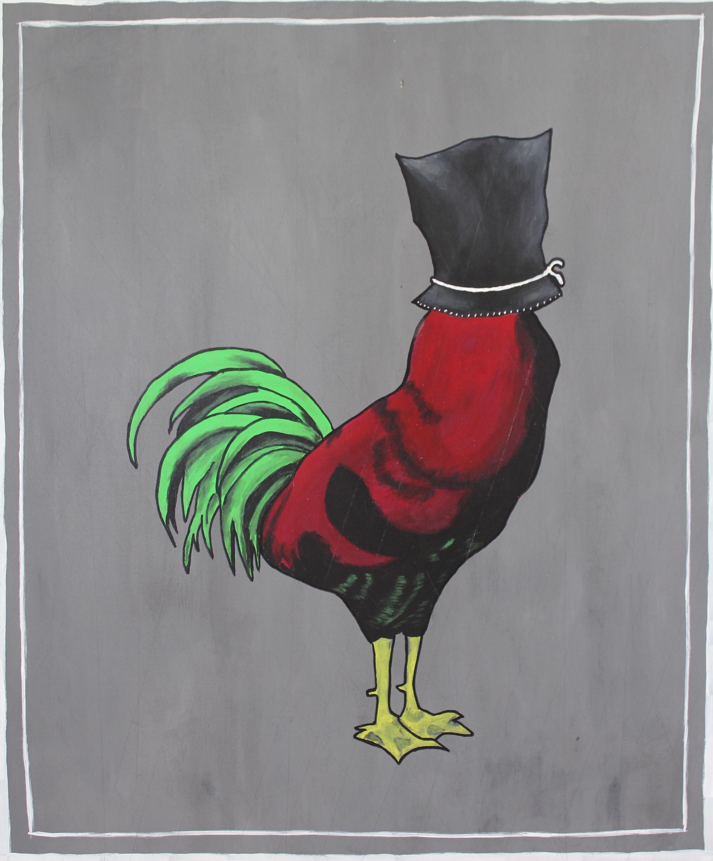 Untitled ( Chicken) 2007