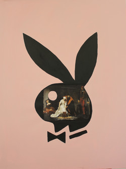 Untitled (Bunny) 2015
