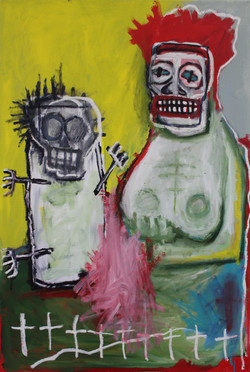 Untitled (Mother and Child) 2011