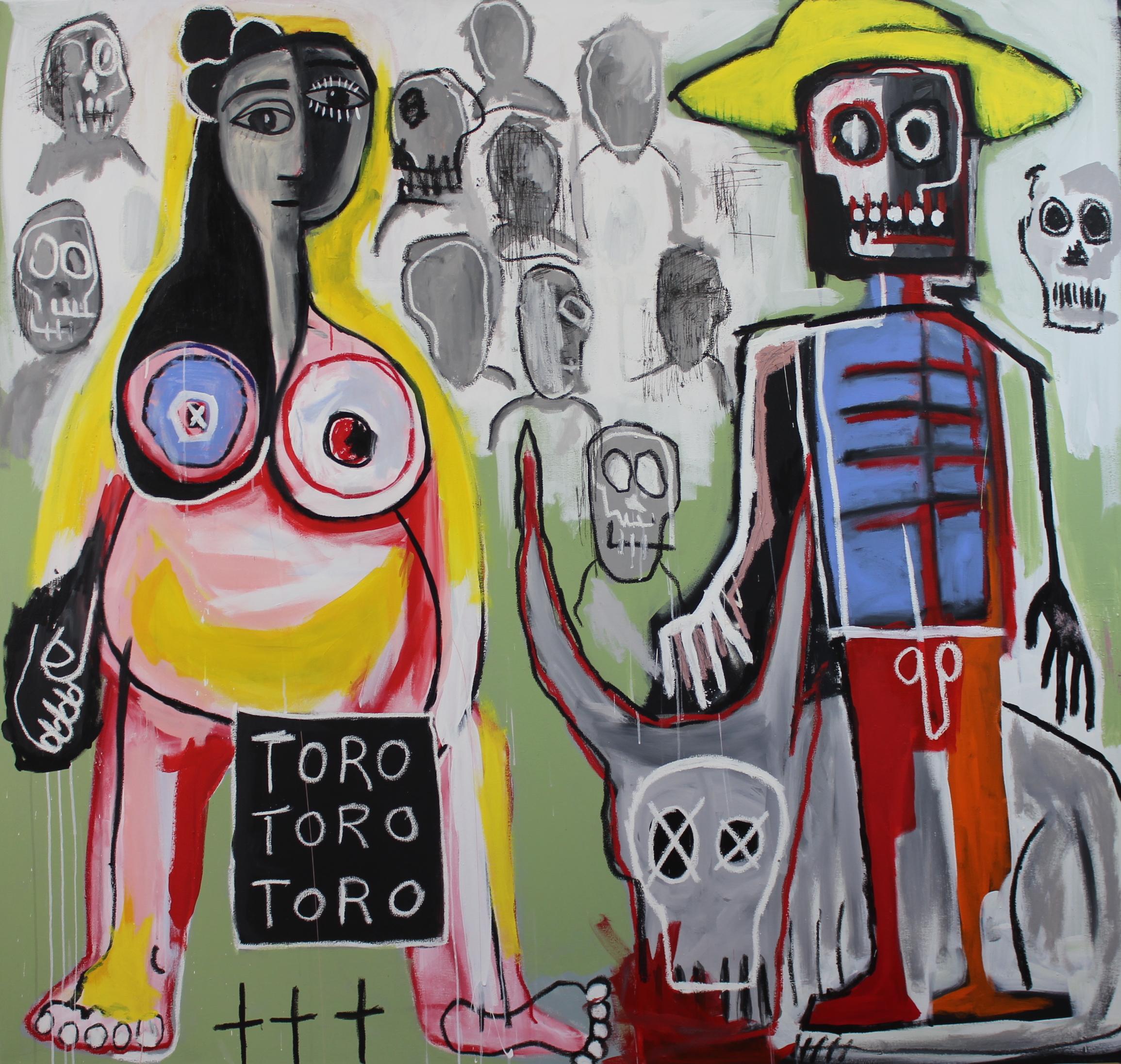 Untitled (Toro Toro Toro) 2014