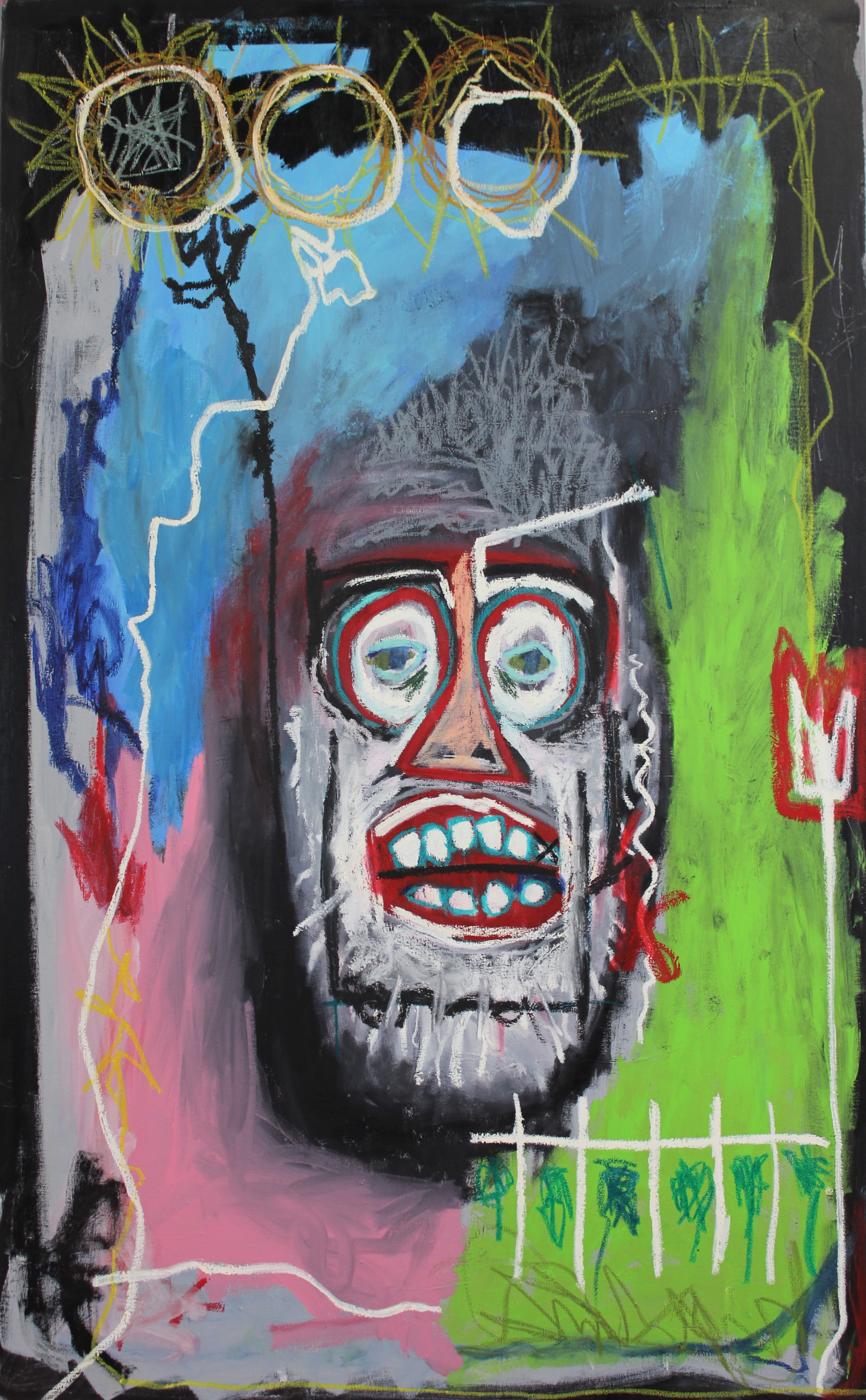 Untitled (Self Portrait) 2011