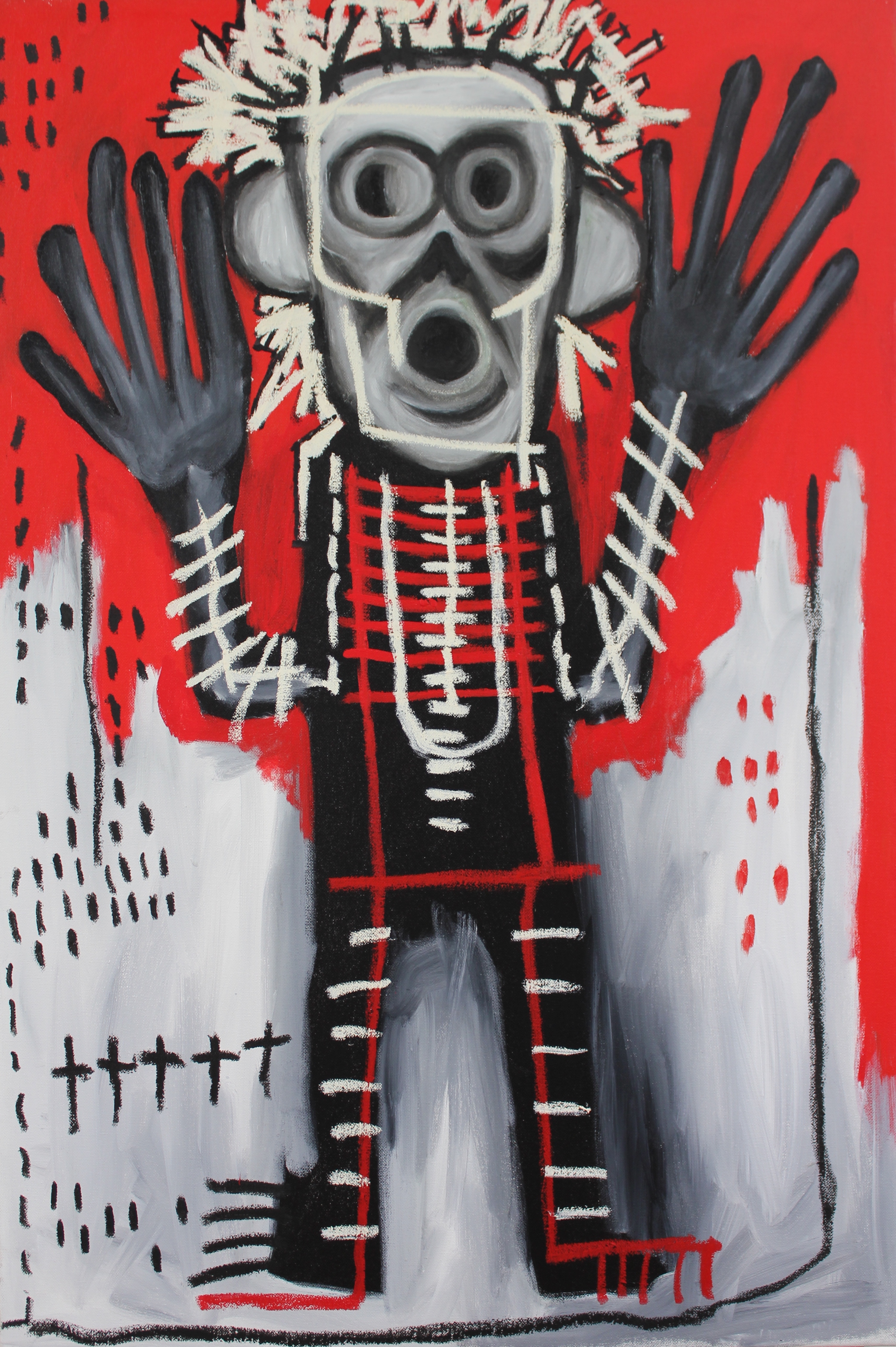 Untitled (Native American) 2009