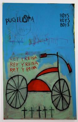 Untitled (Boys Boys Boys) 2011
