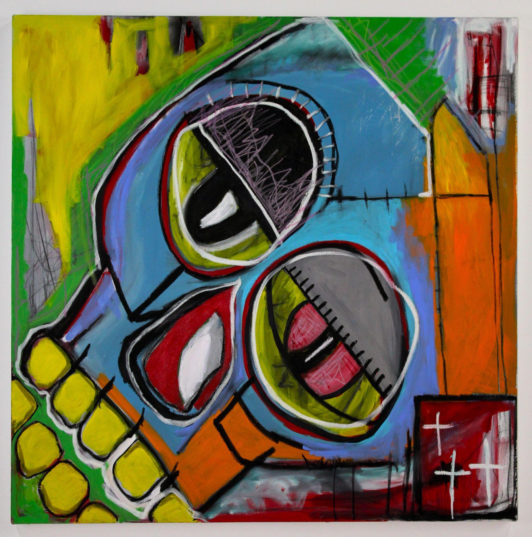 Untitled (Head) 2012