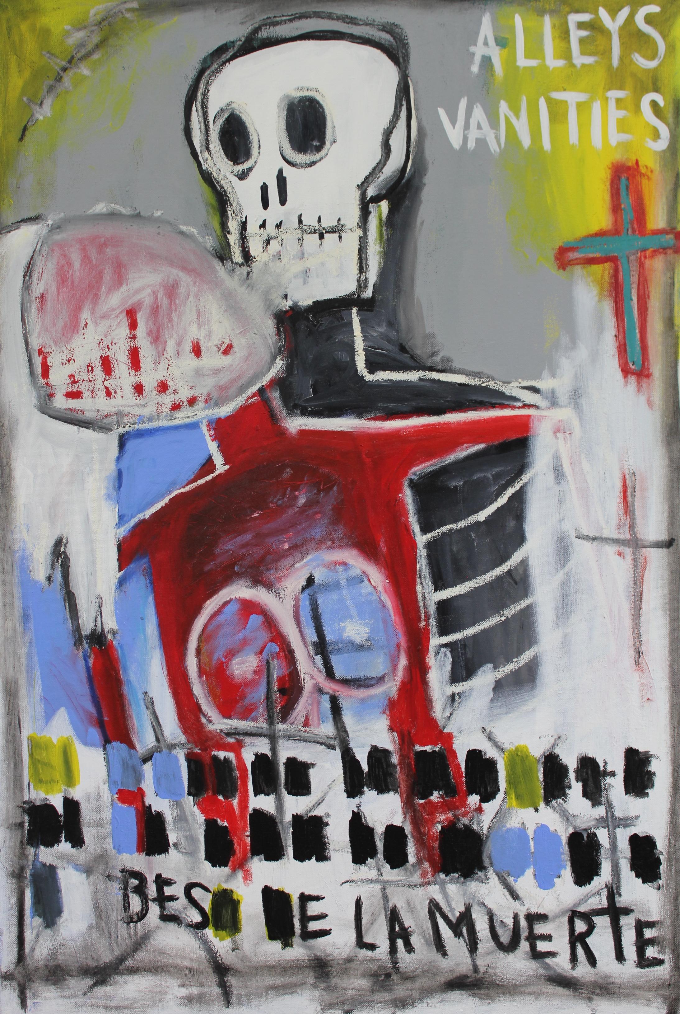 Untitled (Alleys and Vanities) 2011