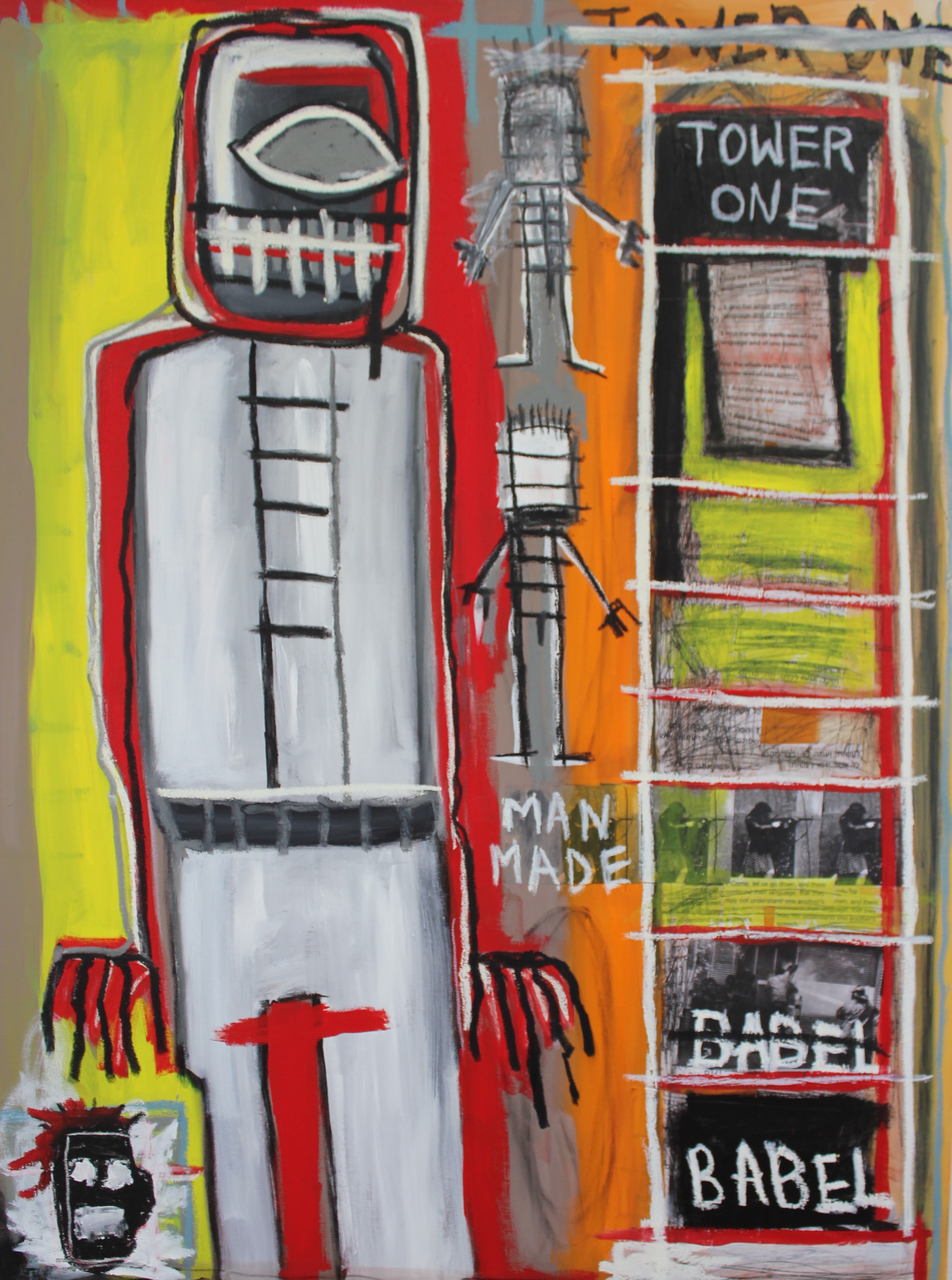 Babel (Tower One) 2011