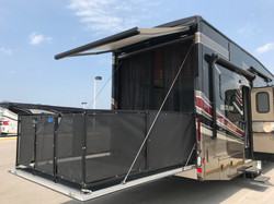outlaw rear awning with patio
